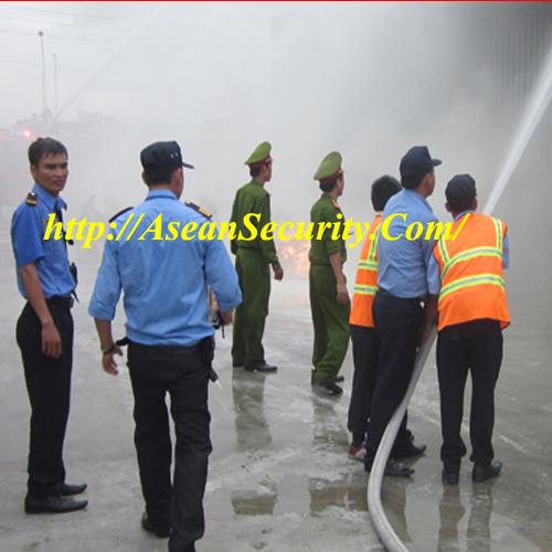 Vai trò của nhân viên bảo vệ trong PCCC