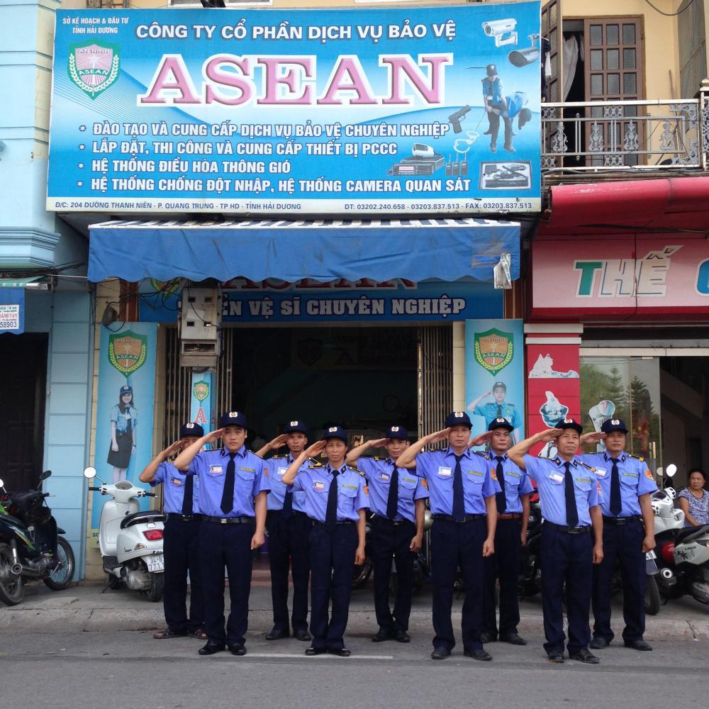 Hình ảnh Bảo vệ ASEAN tiếp quản an ninh Mục tiêu mới