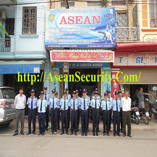 Bảo vệ ASEAN – Ra quân tiếp quản mục tiêu mới