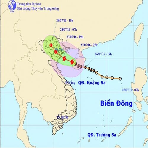 Bảo vệ ASEAN - Chủ động trong phòng chống bão