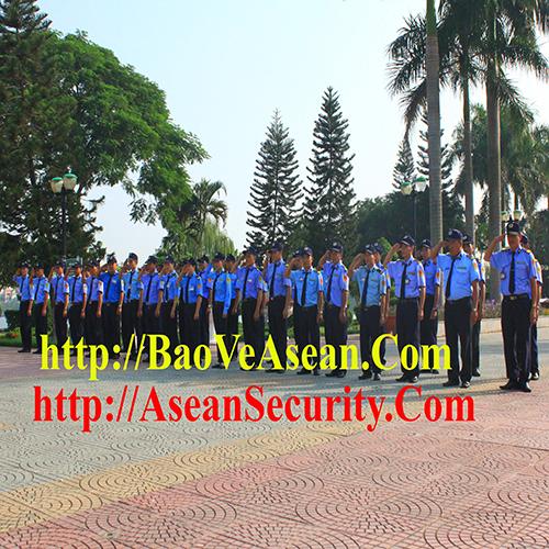 Bảo vệ ASEAN - Hình ảnh kỷ niệm 10 năm thành lập - P1